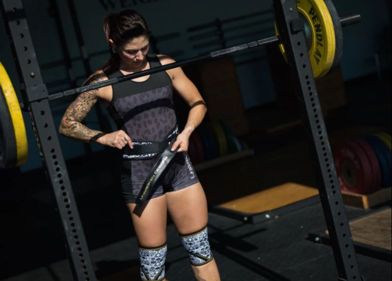quality women's powerlifting